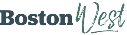 Boston West logo