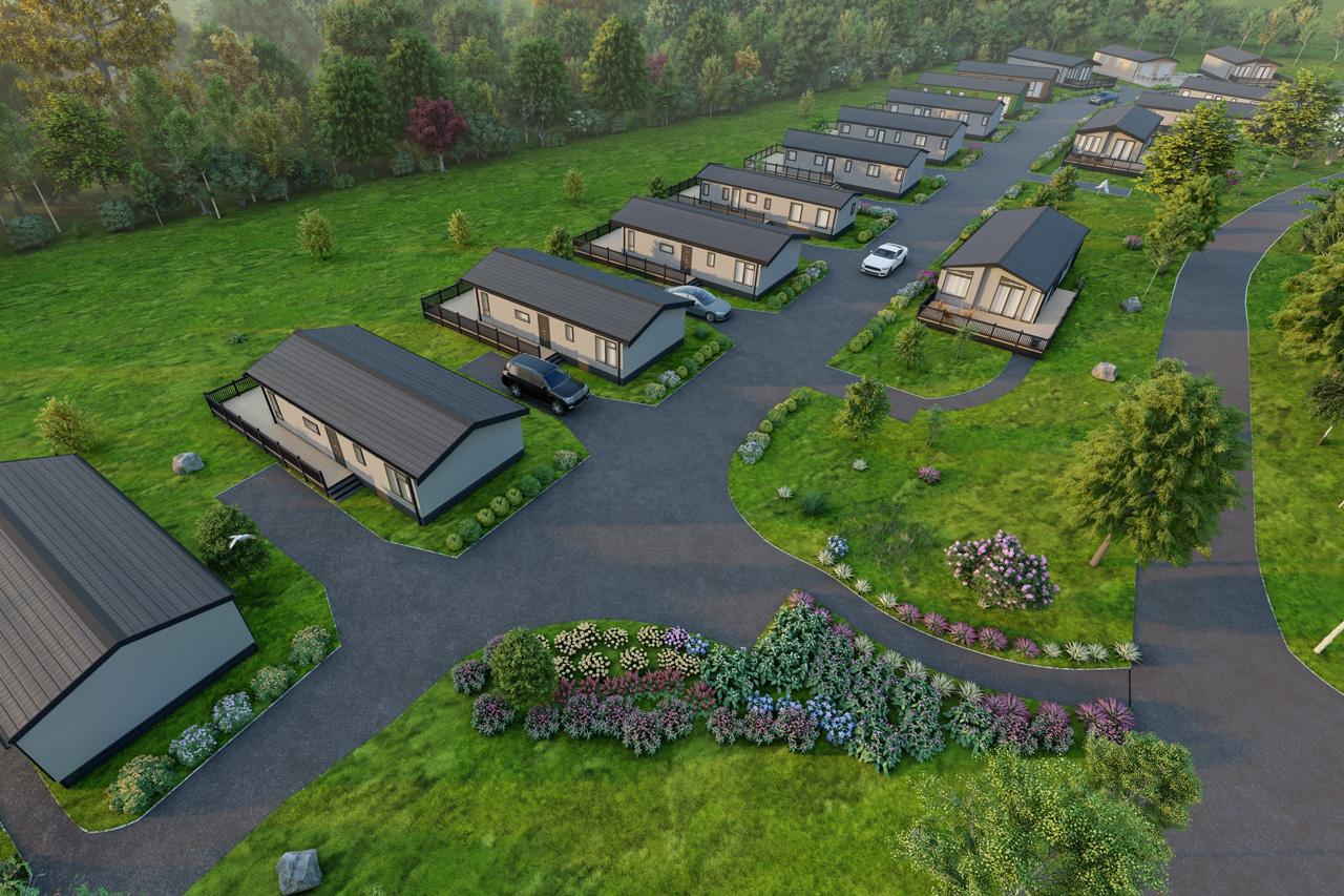 Woodland Retreat image