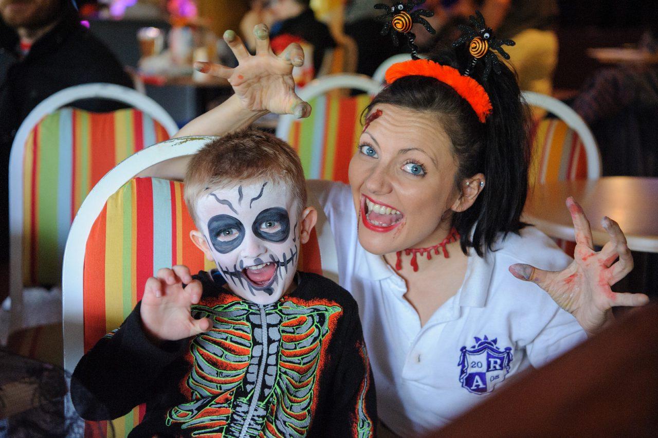31 Days of Halloween 2021 at Sandy Balls