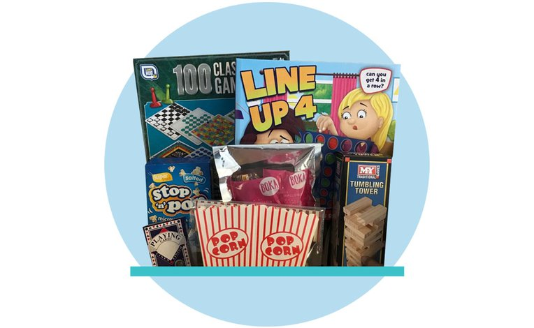 Time Together Games Night - £30 image