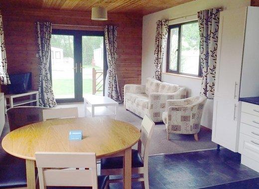 Comfort Lodge - 5 berth image
