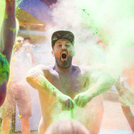 Colour Festivals