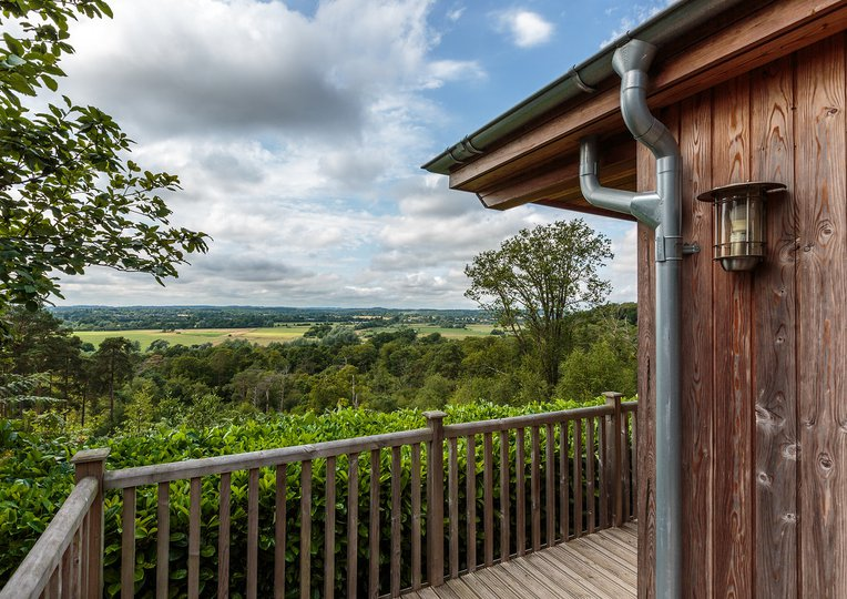 Stunning view from one of our fabulous Vista's