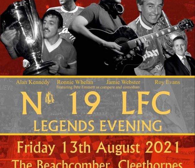 Liverpool Legends Night image