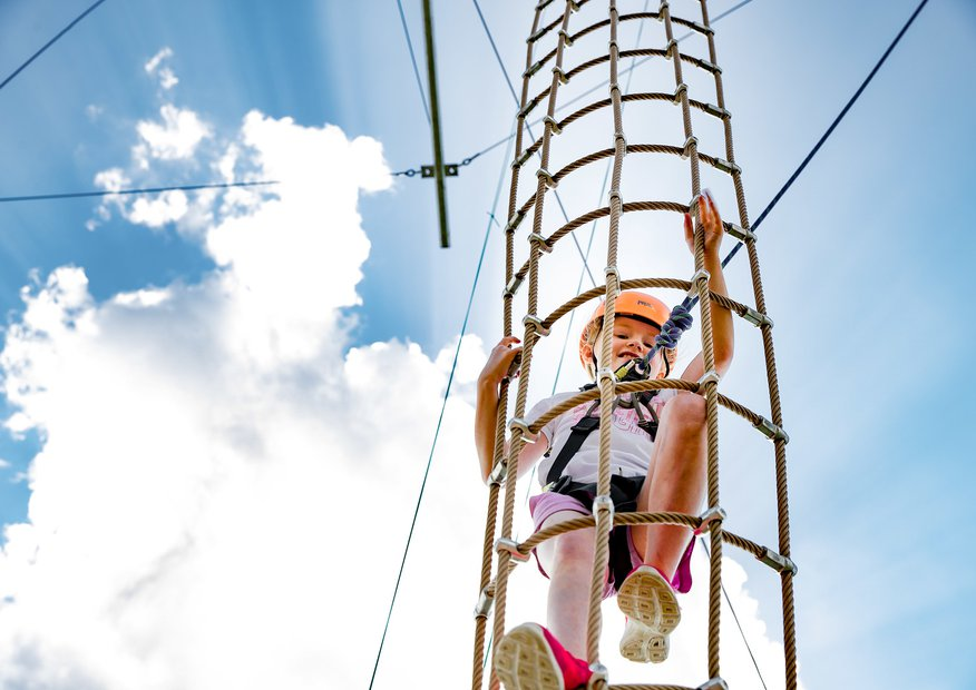 High ropes - dare you go that high?