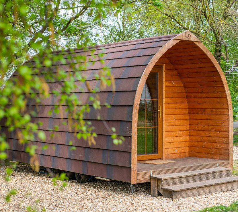 Camping Pods image