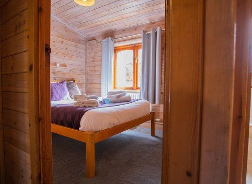 Woodland Lodges image