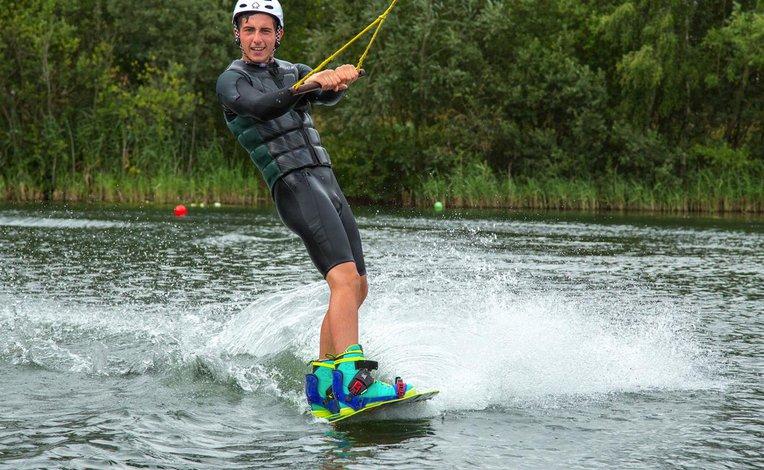 Water Skiing image