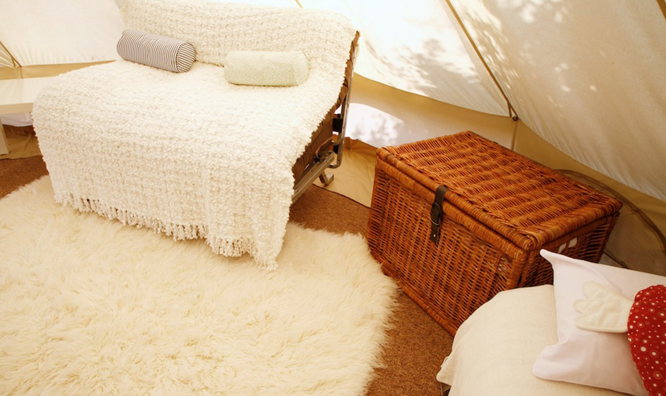 Bell Tent image