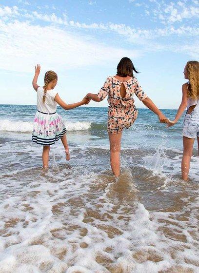 School summer holidays image