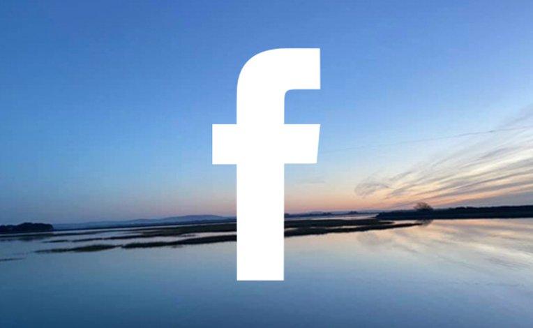 Follow us on Facebook image