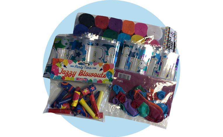 Child Birthday Decorations - £10 image