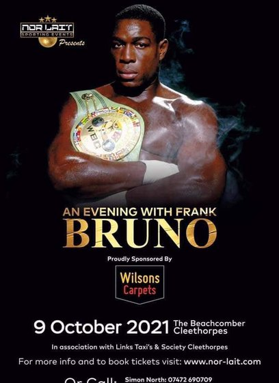 An Evening with Frank Bruno image