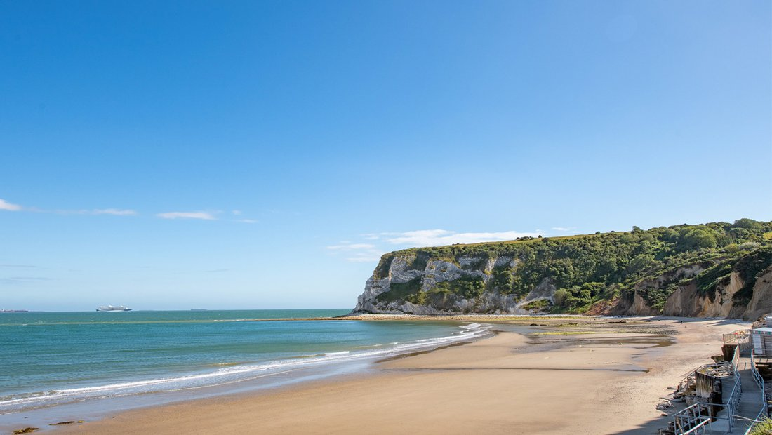 Keeping you safe at Whitecliff Bay