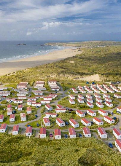 Camping at St Ives Bay image