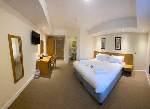 Double room image
