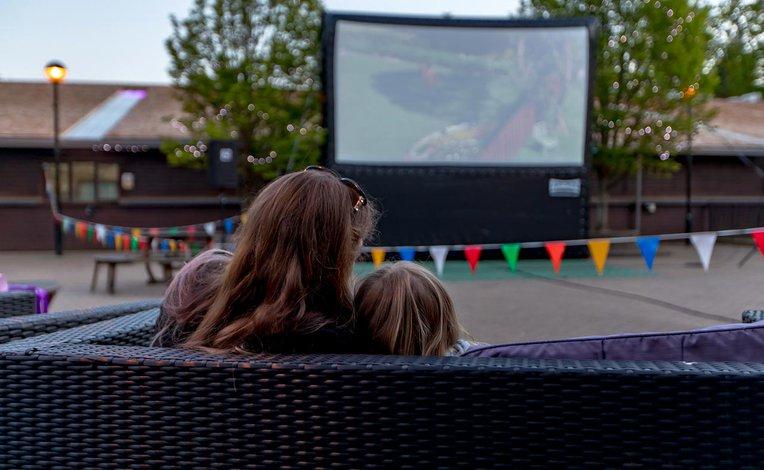 Outdoor Cinema image