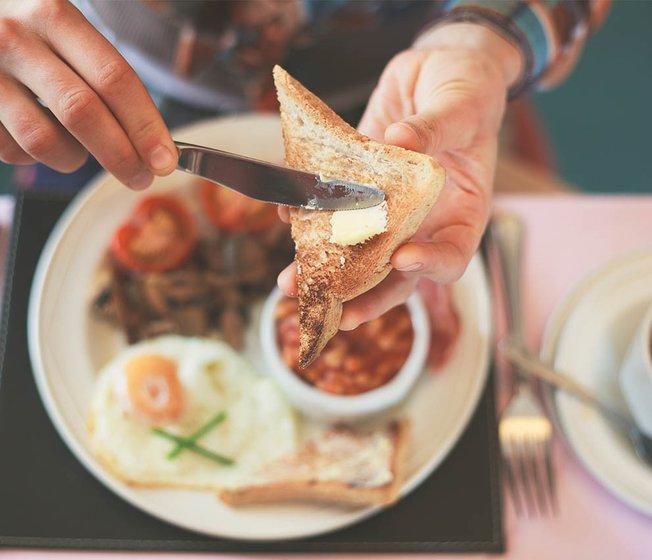 Beautiful breakfasts image