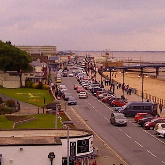 Ideal Cleethorpes location
