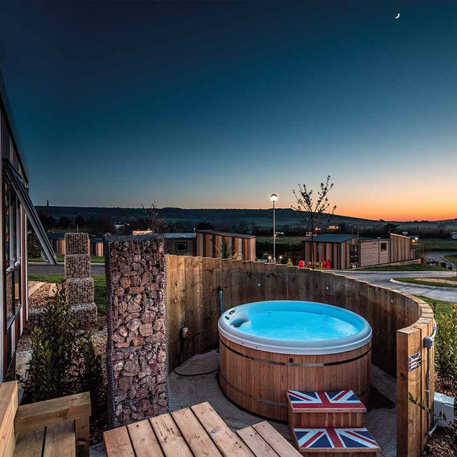 Hot Tub holidays image