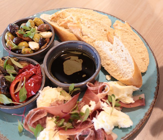 Lovely lunches image