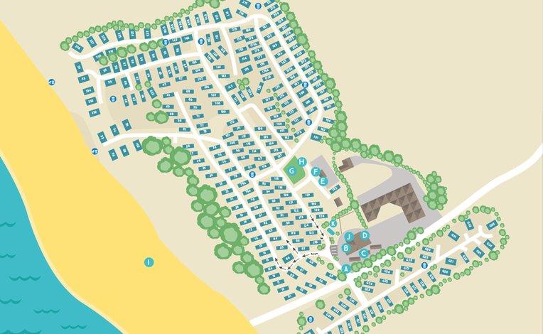 Barmouth Bay map